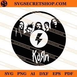 Korn Band SVG
