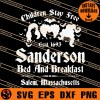 Children Stay Free Sanderson Bed And Breakfast SVG