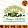 Disney Animal Kingdom SVG