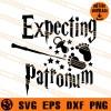 Expecting Patronum SVG