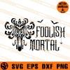 Foolish Mortal Logo SVG