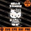 Hello Zombie SVG