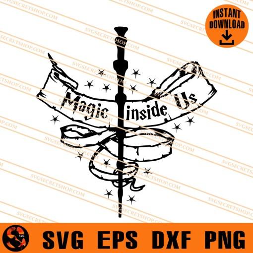 Magic Inside Us SVG