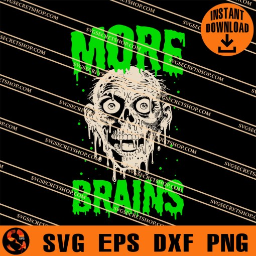 More Brains SVG