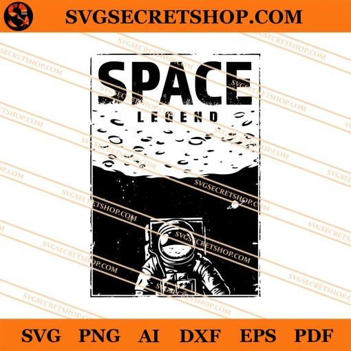 Space Legend SVG