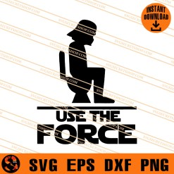 Use The Force SVG