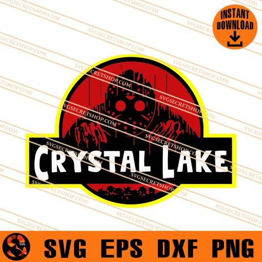 Crystal Lake SVG