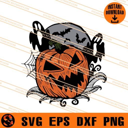 Pumpkin halloween SVG