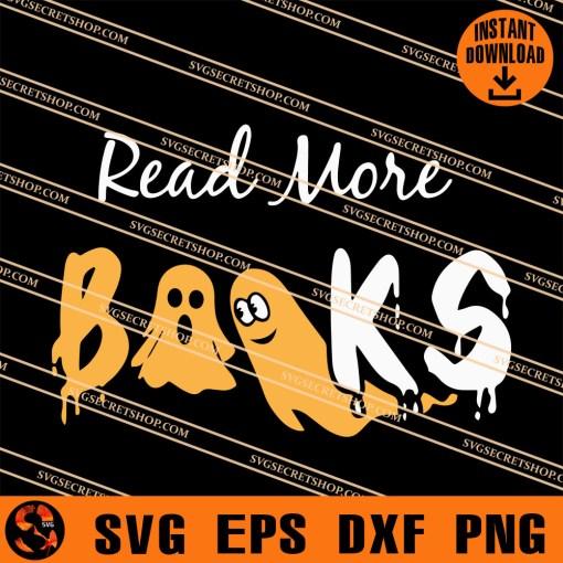 Read More Books SVG