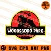 Woodsboro park Scream SVG