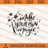 Make Your Own Magic SVG
