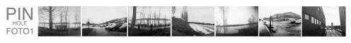 foto, utstilling, pinhole