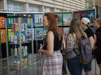 utstilling, medier_og_kommunikasjon, emballasje
