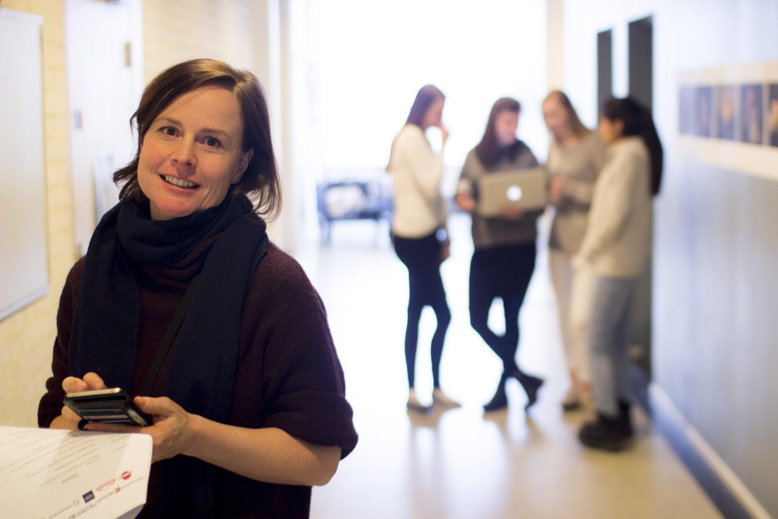 Gründercamp,  Medier og kommunikasjon Sørumsand vgs