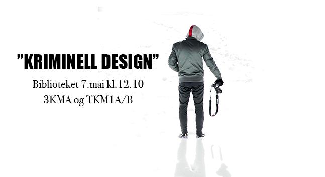 Kriminell design på MK Sørumsand
