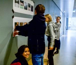 utstilling,foto,mobilkamera