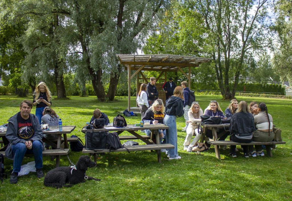park,elever,sørumsand_vgs