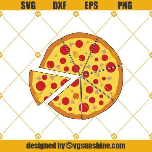 Pizza Svg, Pizza Slice Svg