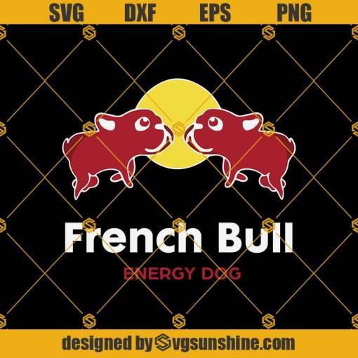 French Bull Svg, Red Bull Logo Svg