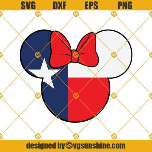 Disney Mickey American Svg, 4th Of July Svg, Disney Mickey Svg