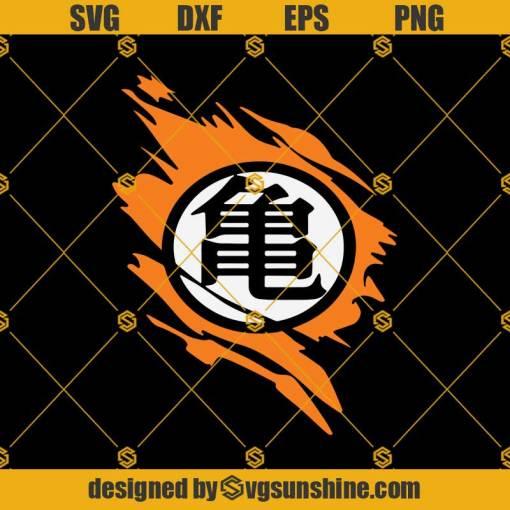 Goku Dragon Ball Svg, Goku Svg, Dragon Ball Z Svg, Super Saiyan Svg