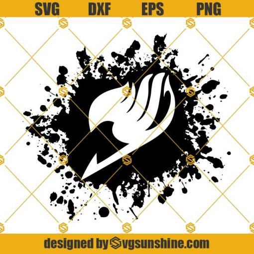 Fairy Tail Logo SVG