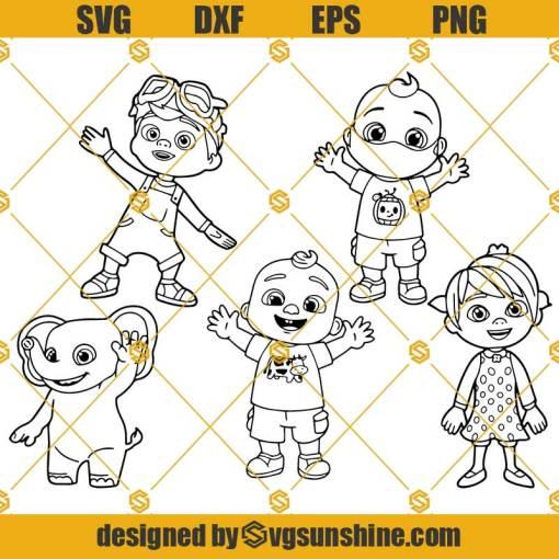 Babys SVG Bundle, Baby Johny SVG