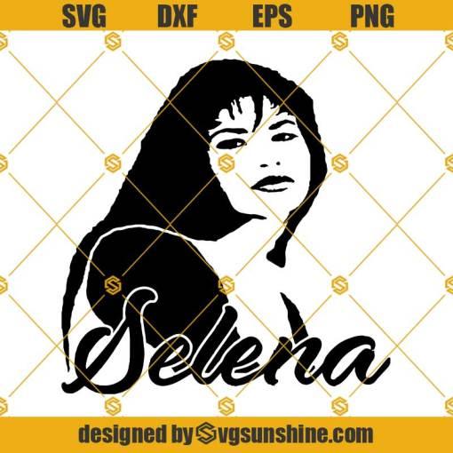 Selena SVG, Latina SVG, Selena Cut Files, Mexican SVG, Mexicana SVG