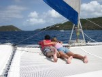 Romance on the bow