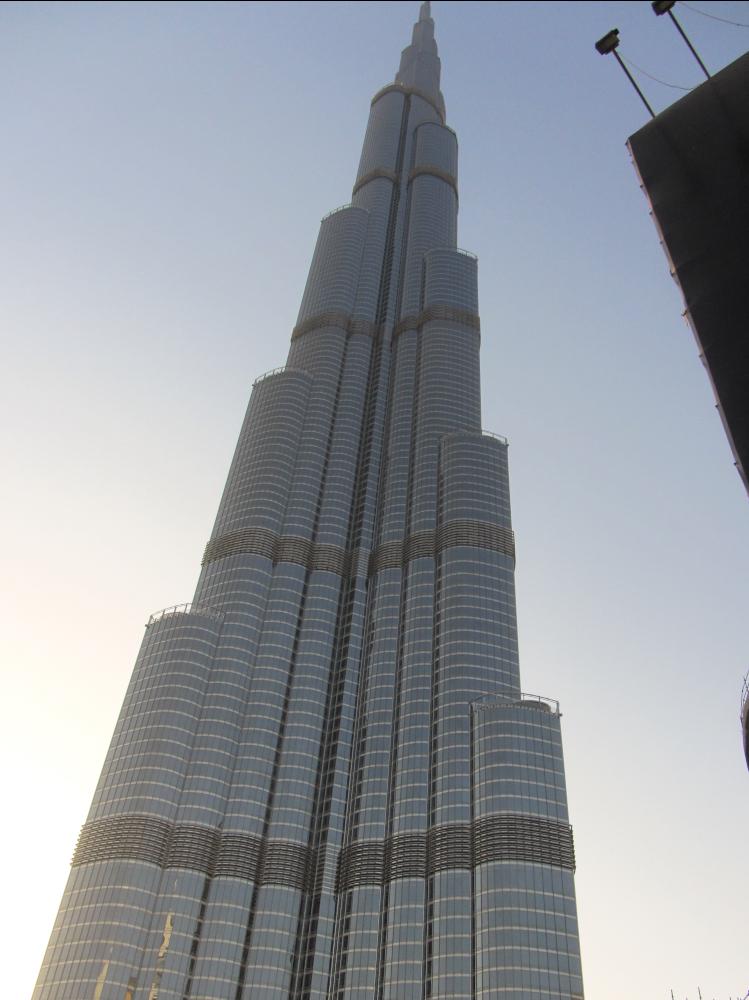 Burj Khalifa - Tallest in the world