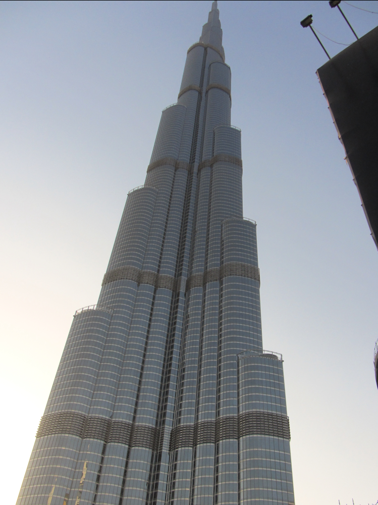 Burj Khalifa - Tallest in the world