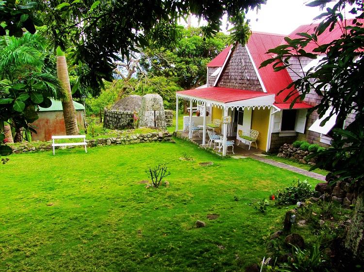 Hermitage House on Nevis