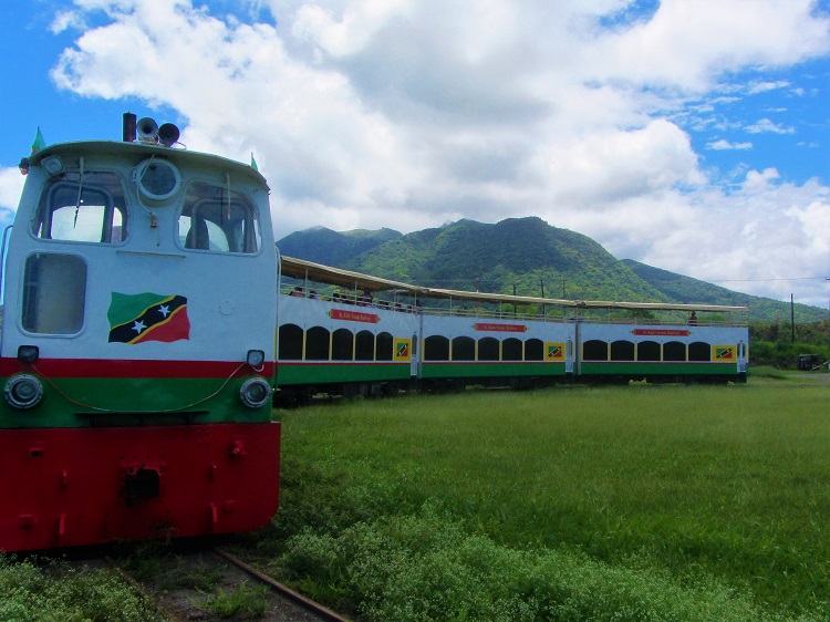 Scenic Railway on St Kitts