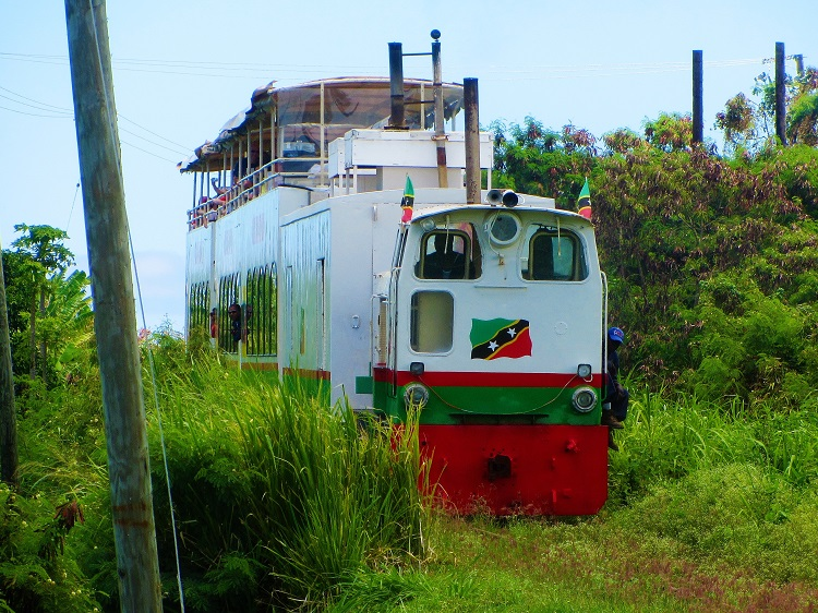 St Kitts Scenic Railway