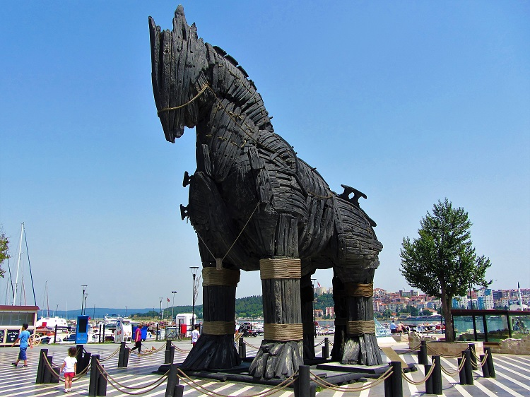 Turkey - Trojan Horse