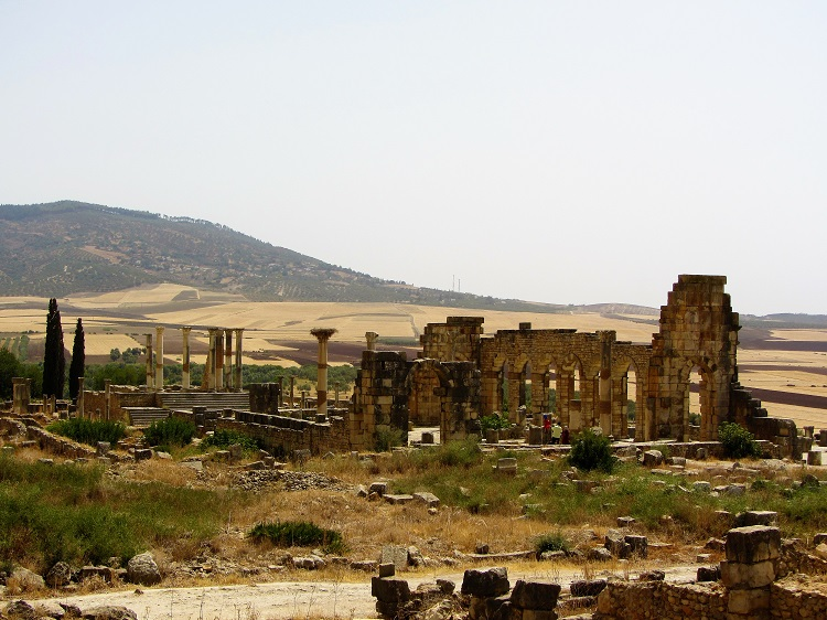 Volubilis from afar