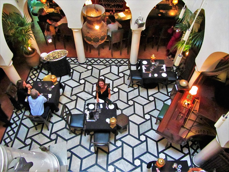 Casablanca - Rick's Cafe