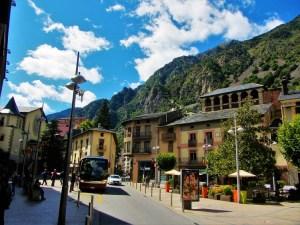 Andorra la Vell square