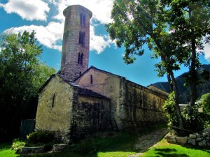 Santa Coloma Church