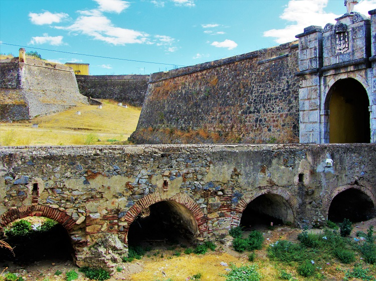 Elvas fortification 1