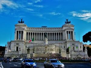 Exploring Rome - Altare della Patria
