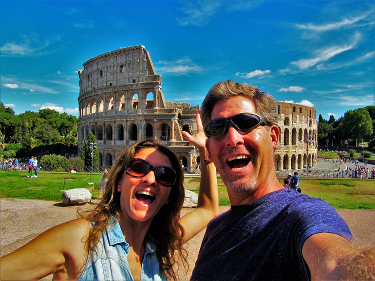 Italy - Ancient Rome - Colosseum 2