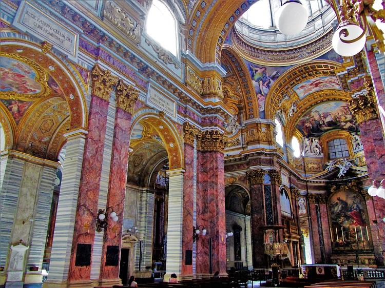 Italy - Rome - Church of St Ambrogio