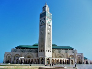 Morocco travel guide - Casablanca - Mosque 1