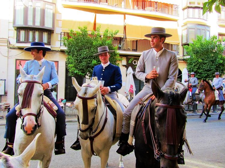 Antequera - Horse Riders