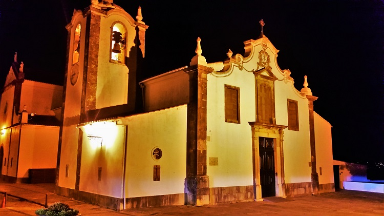 POTD - Portugal - Algarve - Sao Bras de Alportel Church