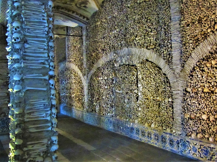 POTD - Portugal - Evora - Chapel of Bones