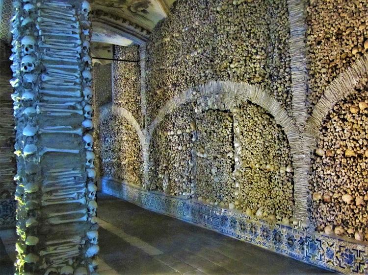 POTD - Portugal - Evora - Chapel of Bones