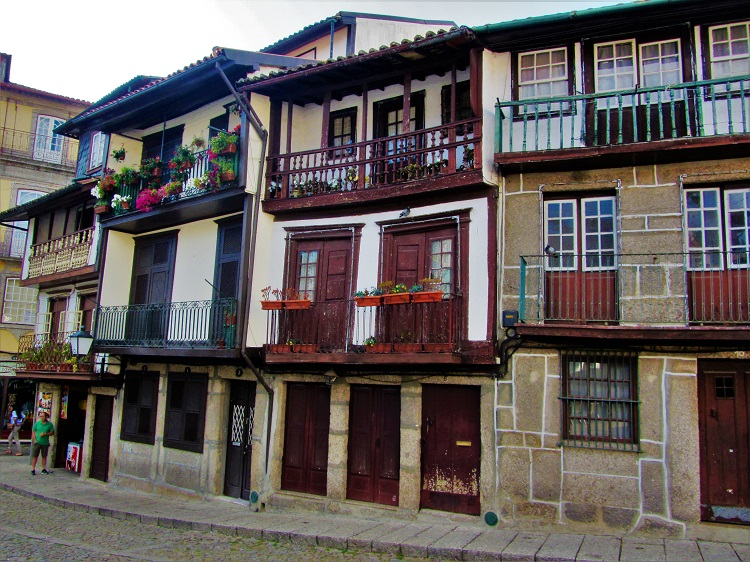 POTD - Portugal - Guimarães - Houses