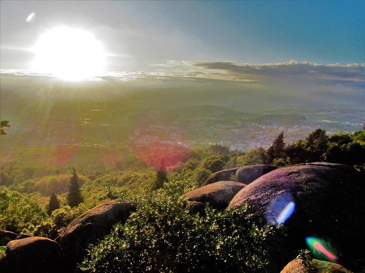 POTD - Portugal - Guimarães - Penha Mountain